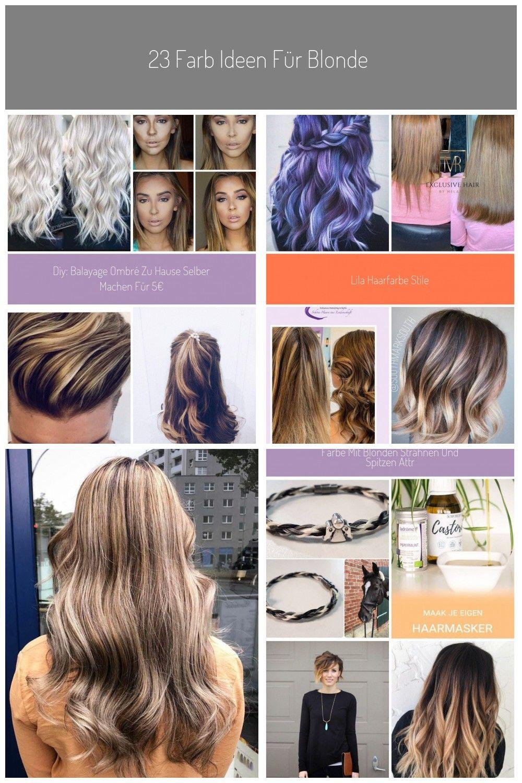 23 Farbideen Für Blondes Haar Blond Farbe Für Graue