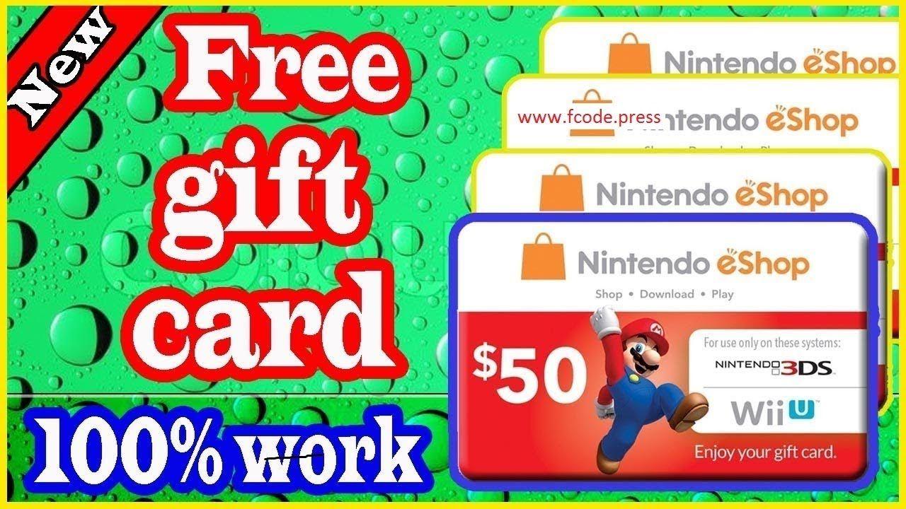 Pin On Eshop Free Gift Card