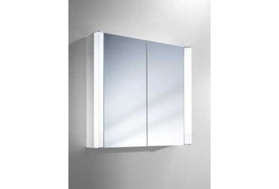 Schneider Moanaline spiegelkast 70 cm, met tl verlichting links ...