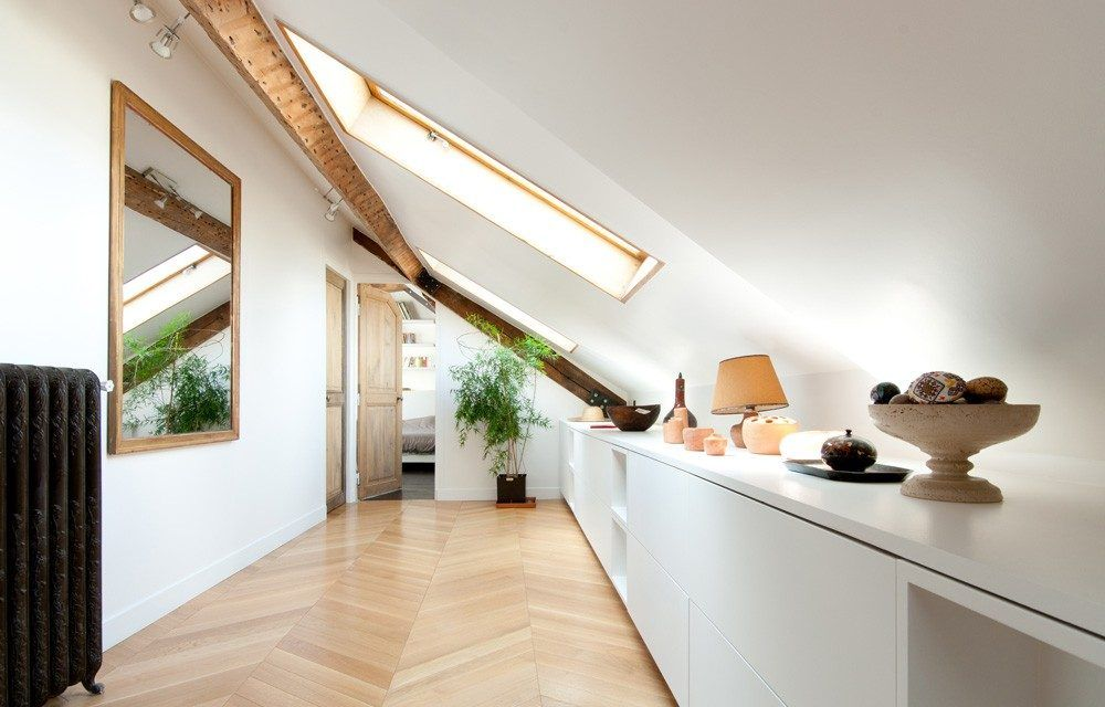 7 trucchi indispensabili per i soffitti bassi - Mansarda ...