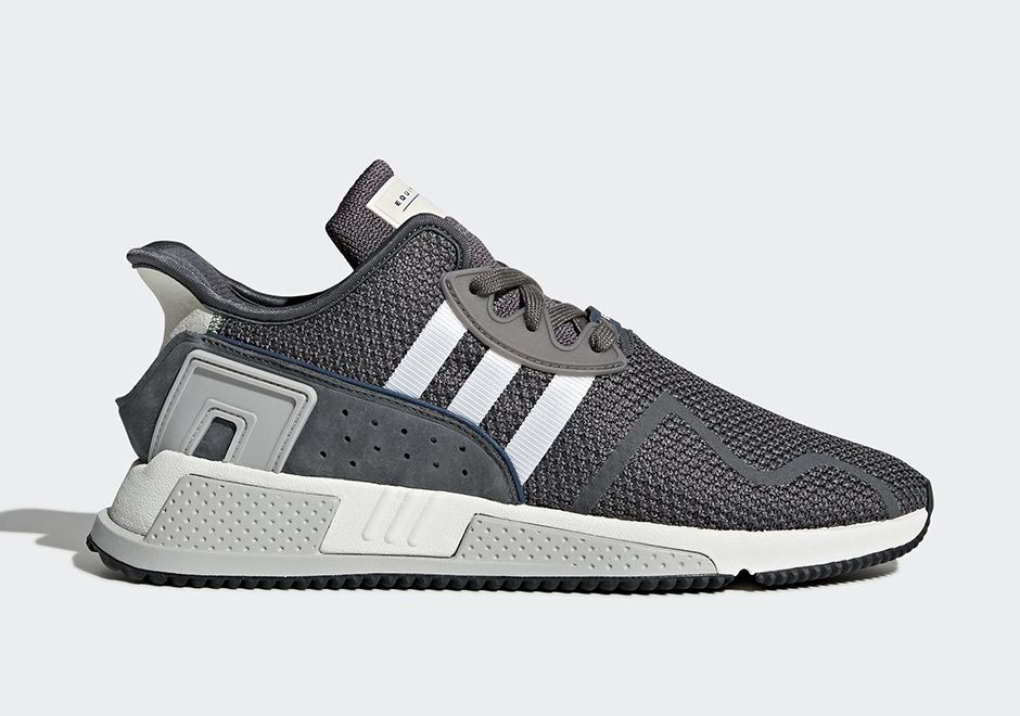 official photos e8545 2721e Adidas is continuing to dish out new colorways of its modern take on a  classic silhouette, as two new colorways of the EQT Cushion ADV are slated  to drop in ...
