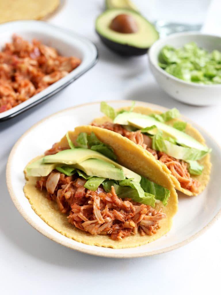 how to cook jackfruit tacos
