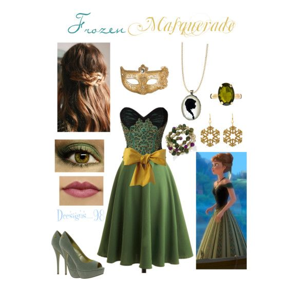 Costume Ideas- Anna Masquerade   Dresses and other girl things ...