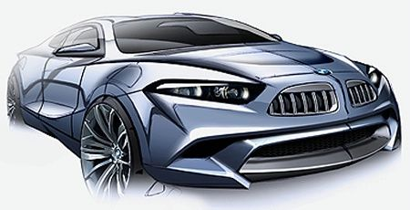 Bmw Z10 Ed Sketch Surfaces R8 Fighter On The Horizon Bmw
