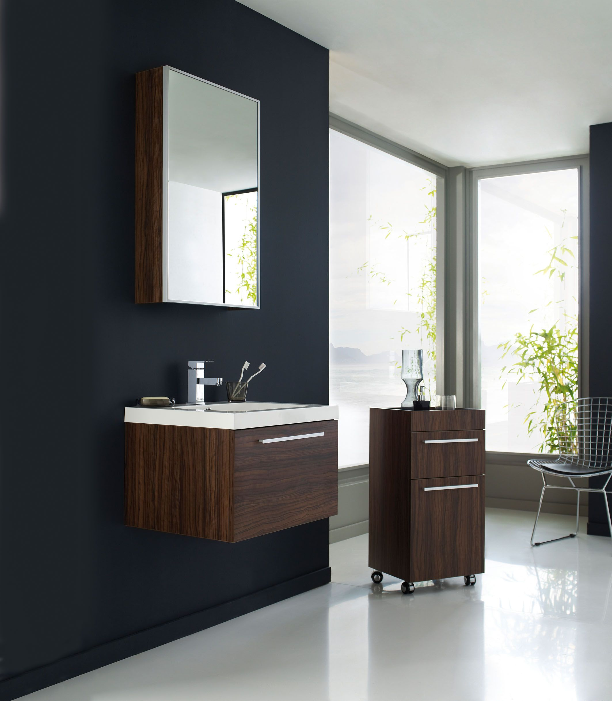 check out the glide furniture from ultra we re big fans of the rh pinterest co uk bathroom storage cart on wheels bathroom storage units on wheels