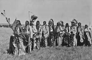 Native American Indian Pictures: Blackfeet Indians ...