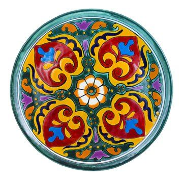 I love Talavera and have a small collection on which I feast my eyes.  sc 1 st  Pinterest & I love Talavera and have a small collection on which I feast my eyes ...