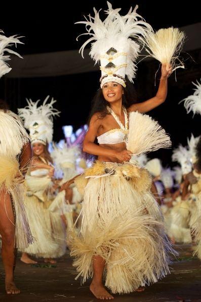 Costume tahitien