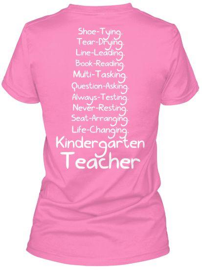 Kindergarten Teacher Limited Crafts Pinterest Kindergarten