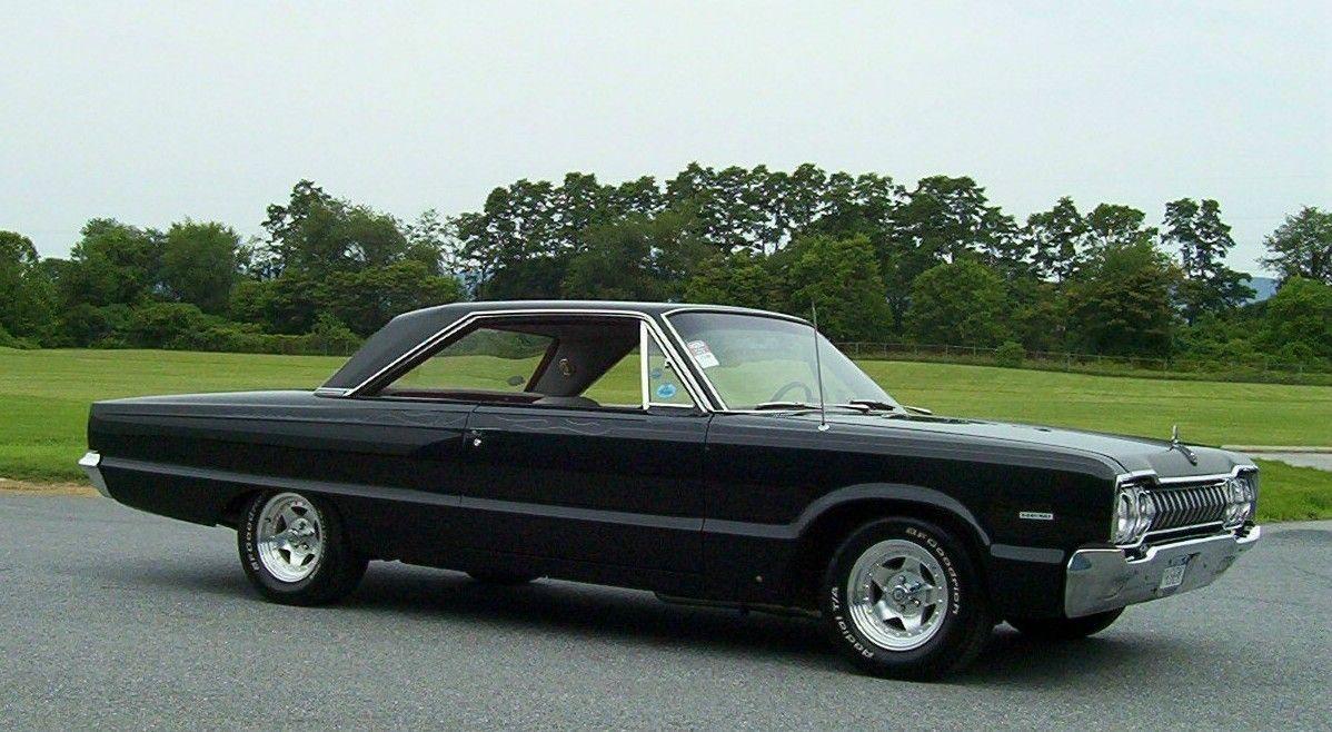 1965 Dodge Polara. A True Black Beauty | B + Body = Mopar Fever ...