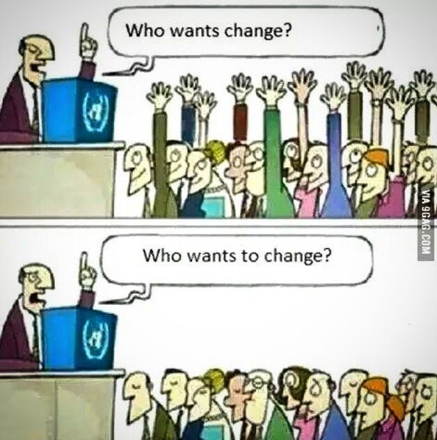 Change Starts With The Individual Change Individual Quotes