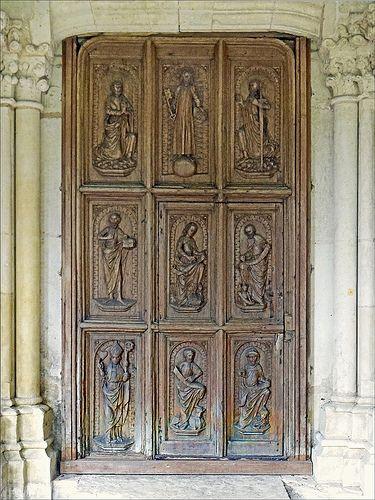 Porte D Entree De La Chapelle De L Ancien Hopital Saint Jean Angers Loire Loire Valley