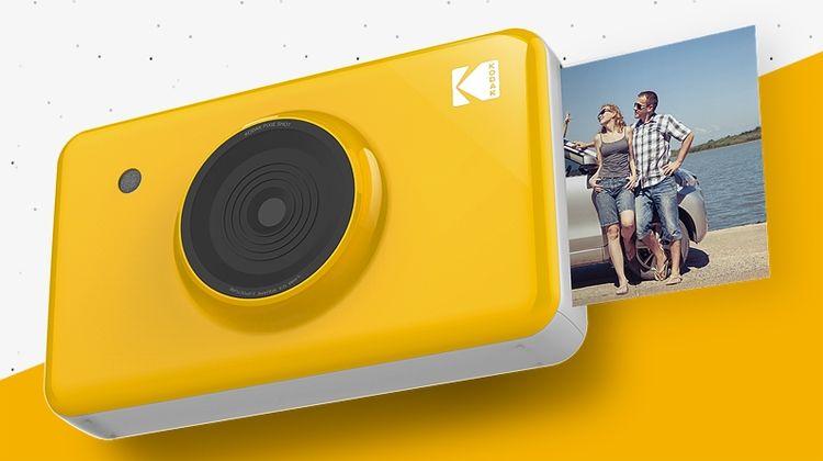 Kodak Mini Shot: КАМЕРА МОМЕНТАЛЬНОЙ ПЕЧАТИ С ДИСПЛЕЕМ И ...
