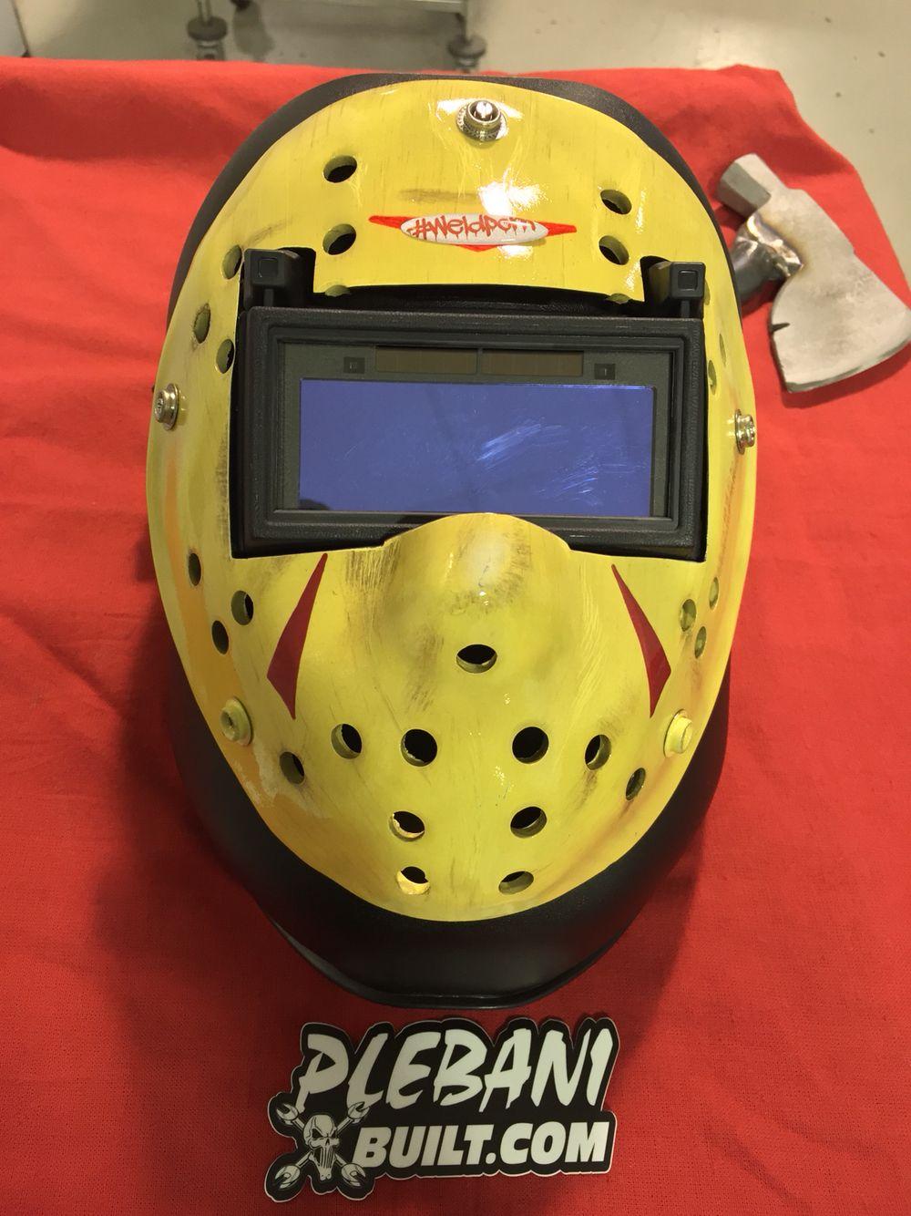 Jason welding hood