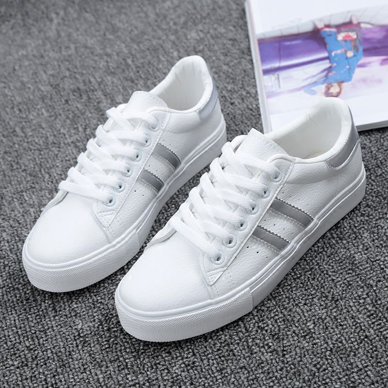 2017 HOT FASHION 2017 Women's Shoes Sport Leather Shoe Casual Sneakers Shoes
