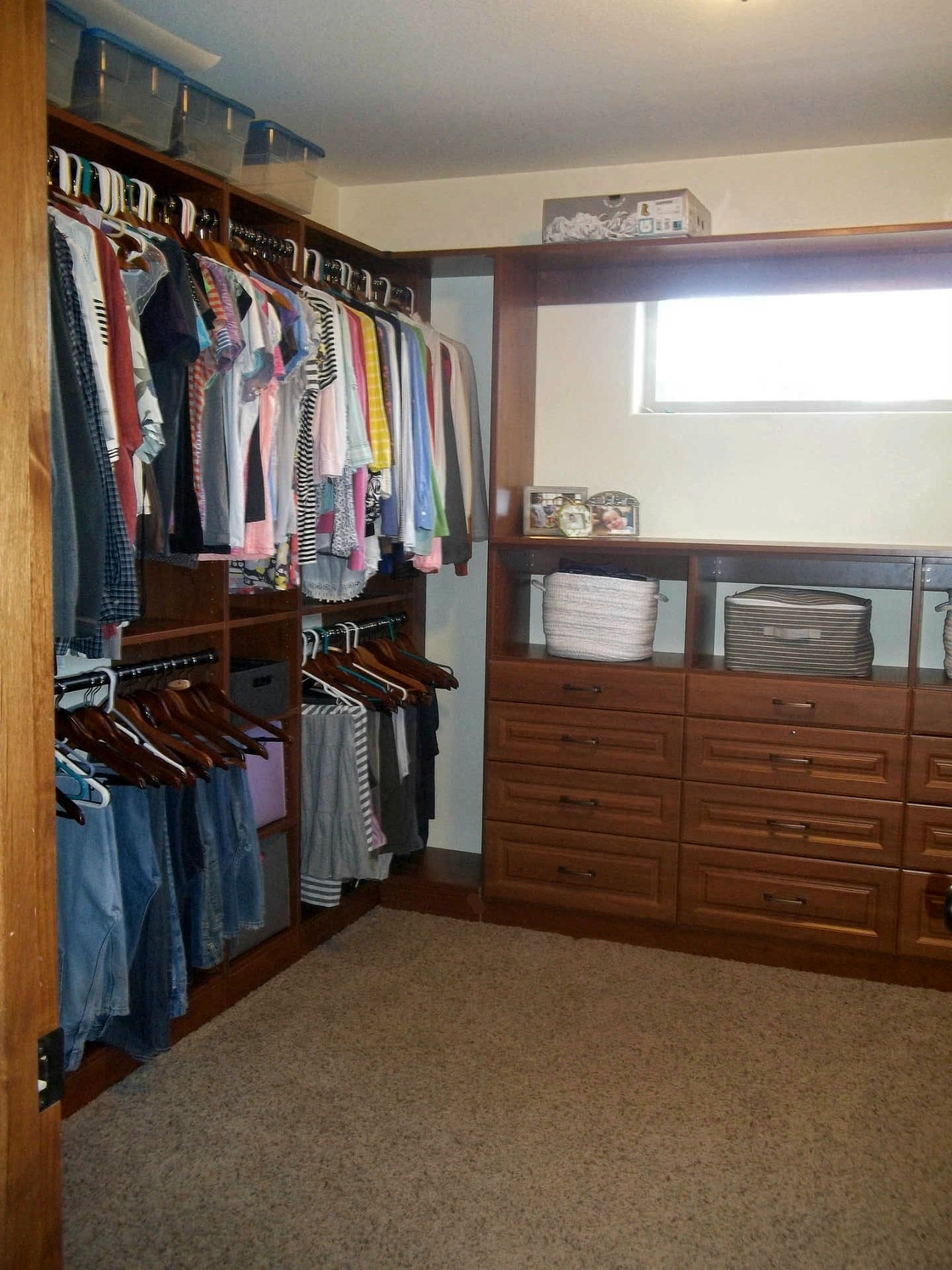 Custom Closet Design And Installation By Art Odesa Interior Colorado Springs