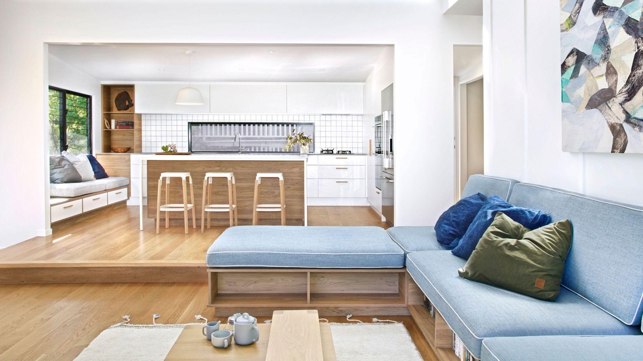 A Cleverly Updated Queenslander | Queenslander, Design firms and ...