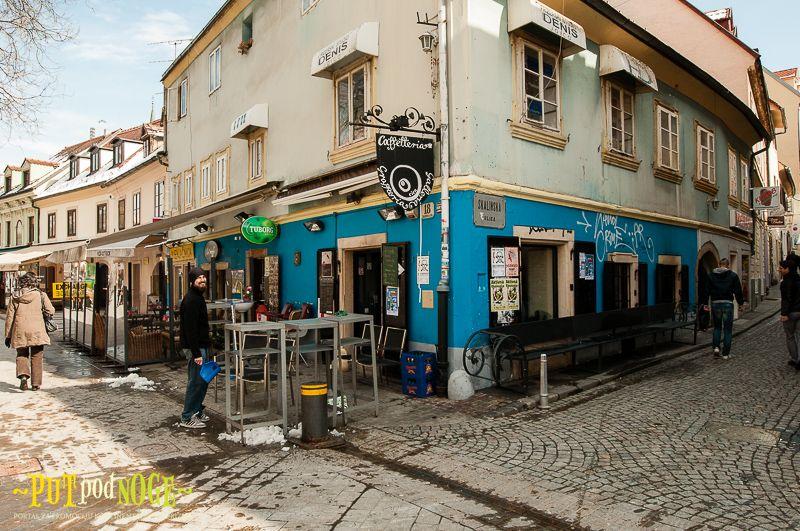 Nikad Tuga Samo Ples I Cuga A U Jutro U Cica Bar I Kava Coffe Tkalca Cicabar Zagreb Tkaciceva Pat Oreskovich Touri Zagreb Croatia The Neighbourhood