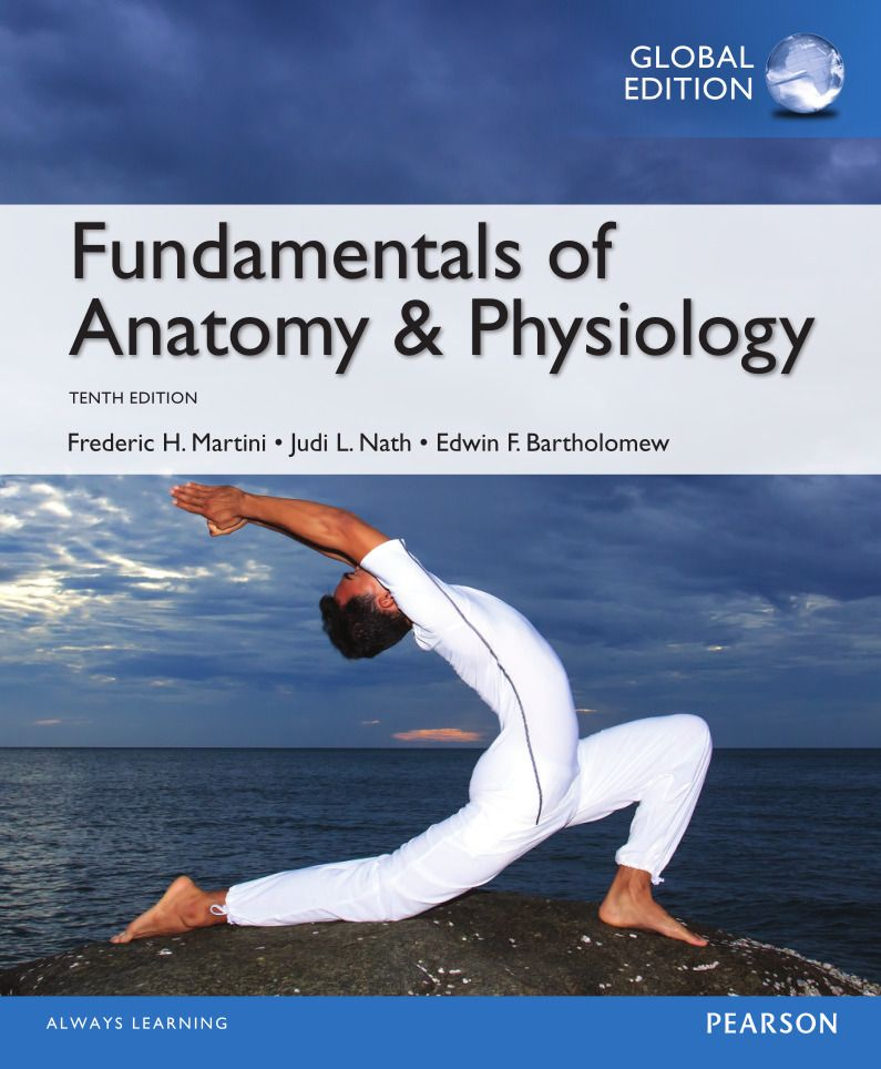 Fundamentals of Anatomy and Physiology PDF(2014,ebook,10th,Global ...