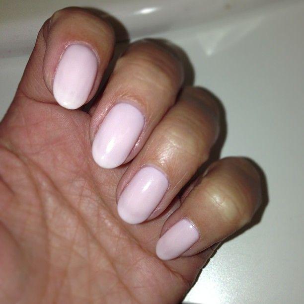 Orly gel manicure in \