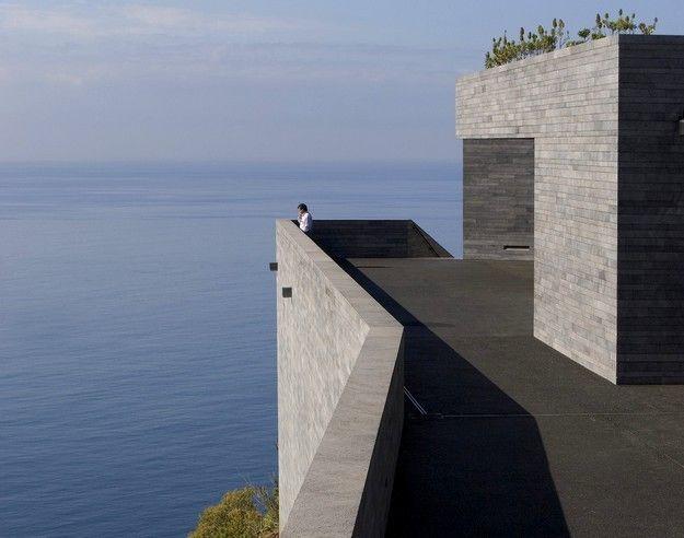 Casa das Mudas in Portugal by Paulo David Architects.