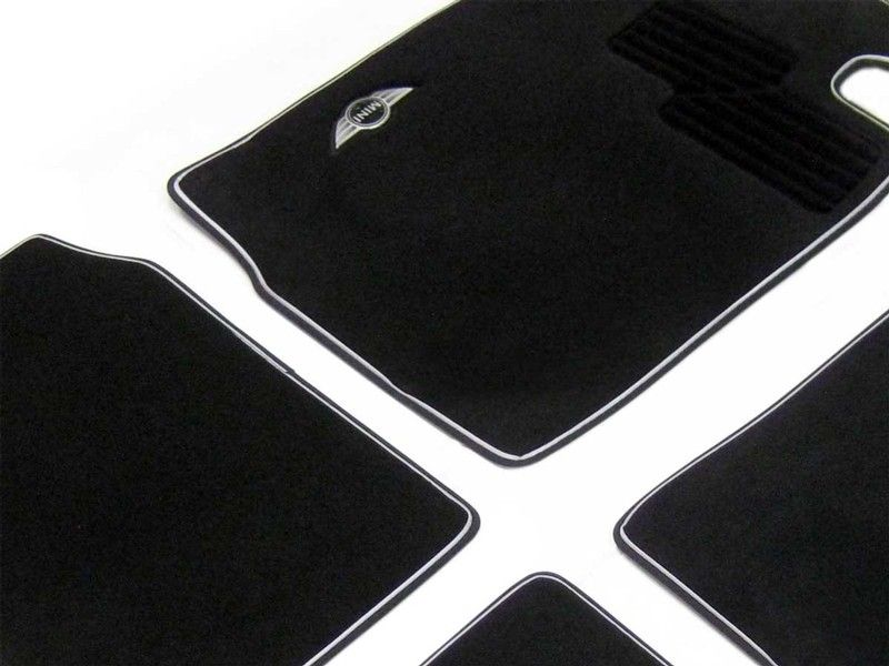 Mini Cooper Floor Mats Carpet Oem Gen2 R55 Clubman Countryman Mini