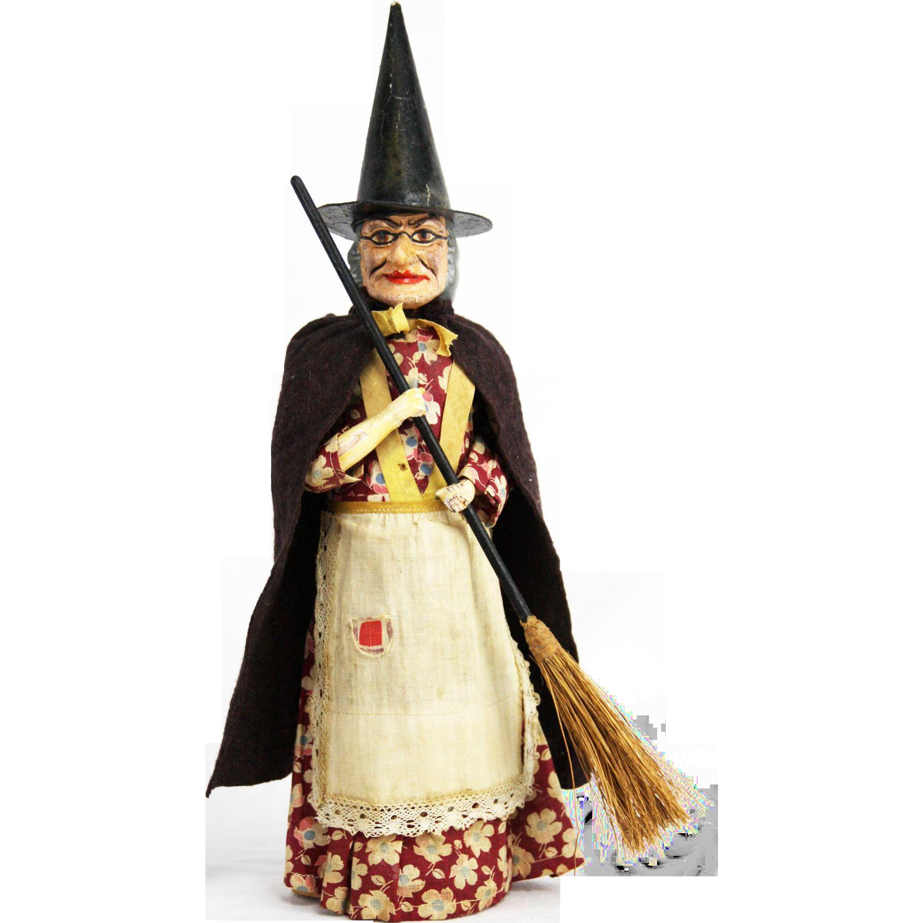 Witch Deutsch