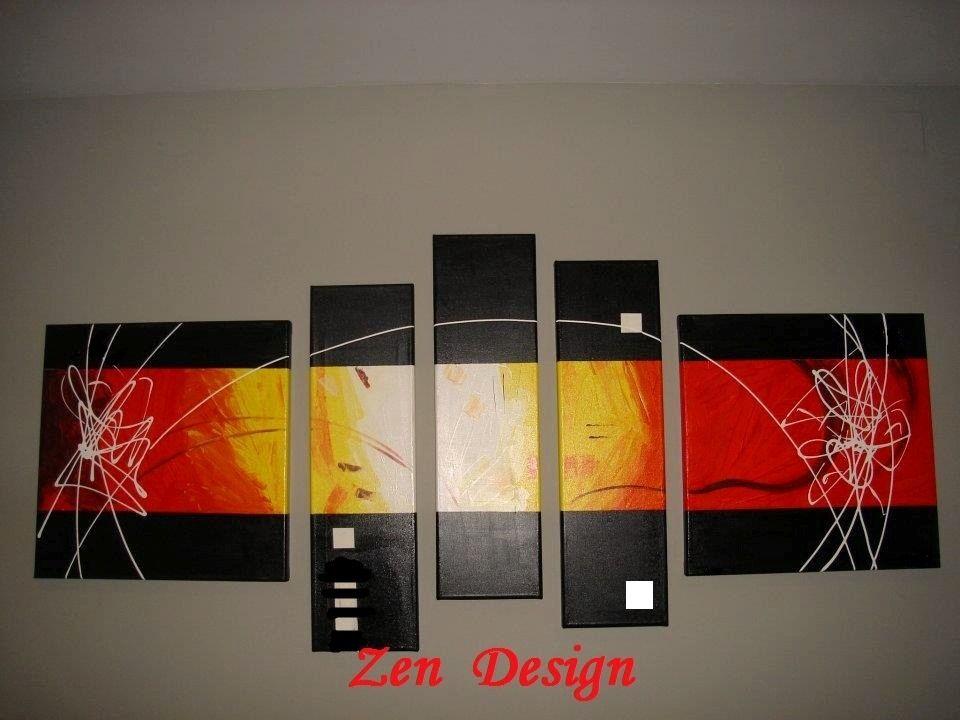 cuadros abstractos modernos en acrilico buscar con google