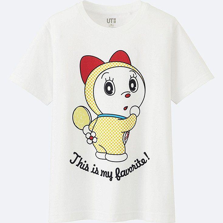 kids doraemon short sleeve graphic t shirt doraemon graphic tshirt kids