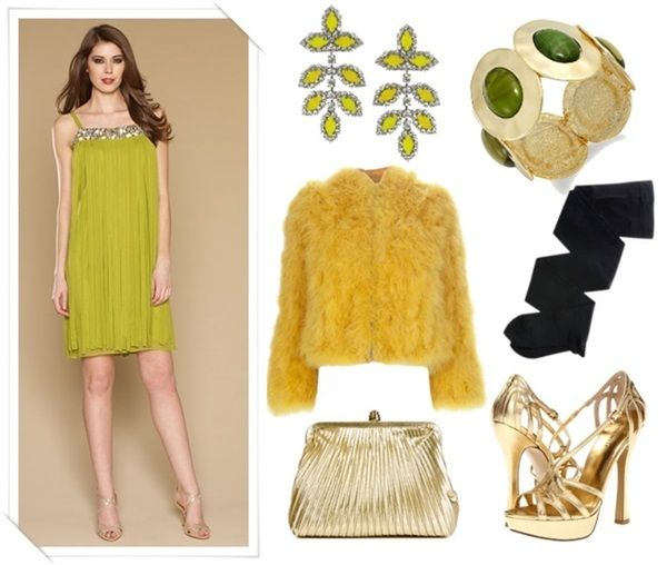 Fall Winter Wedding Guest Accessories 09