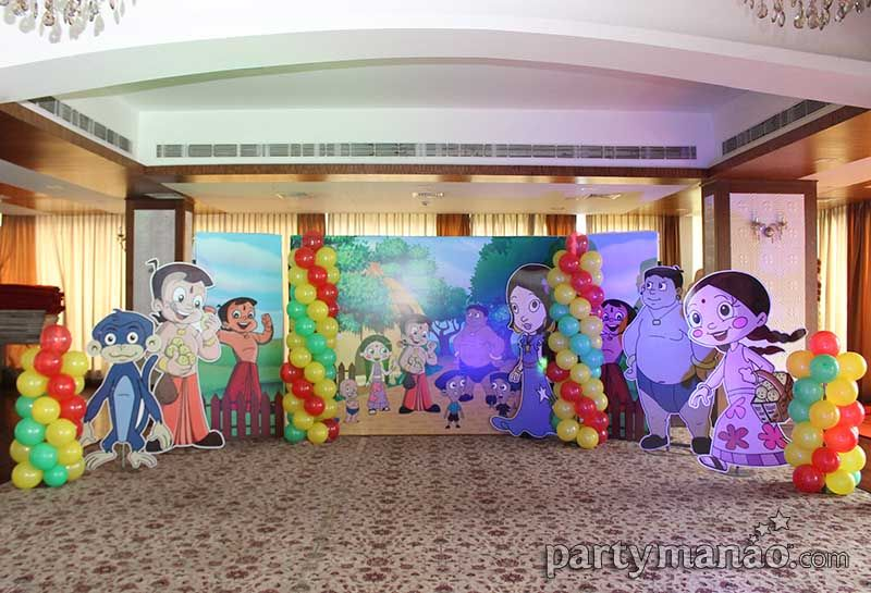 Expert S Birthday Decoration Team Was At Hotel Orbit India To