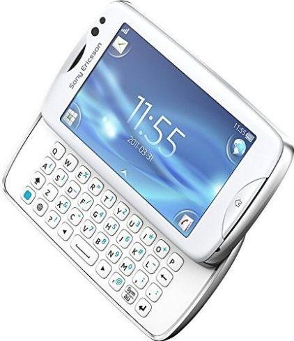 Sony Ericsson TXT Pro CK15i Unlocked GSM Cellular Phone--International Version, no Warranty (White) - For Sale