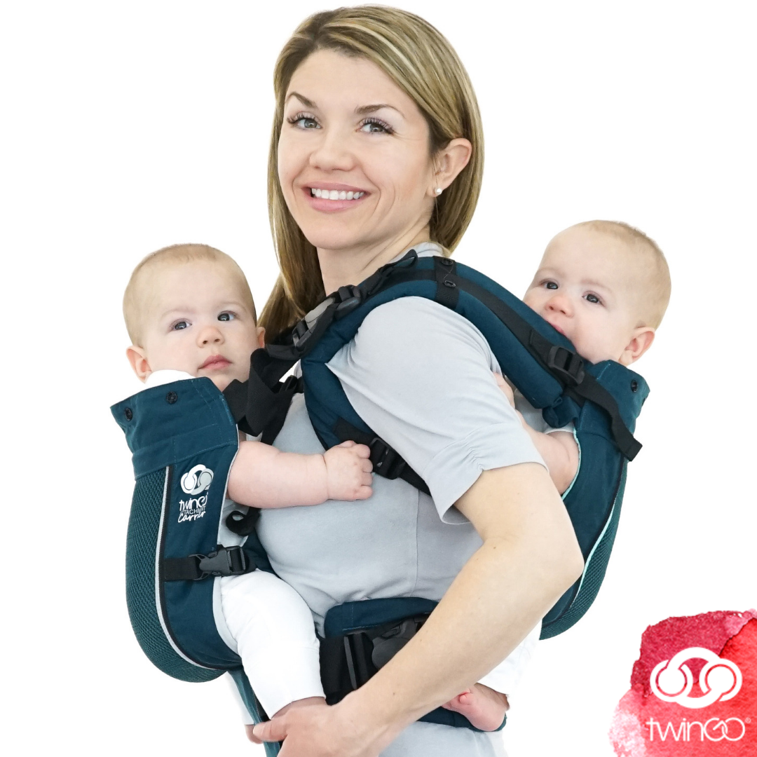 twin baby holder
