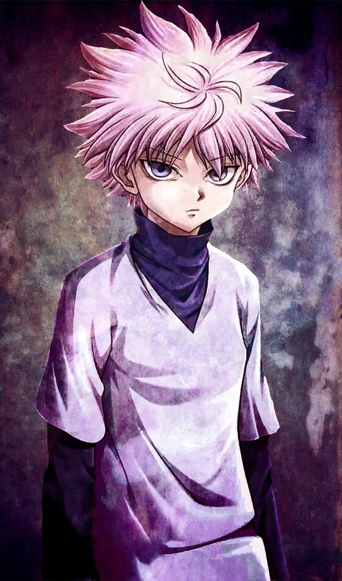 Kirua Hunter X Hunter : kirua, hunter, Anime, Hunter, 2011., Picture, Rework, Thanks, Advance, Thoses, Favorite~, Anime,, Hunter,, Killua