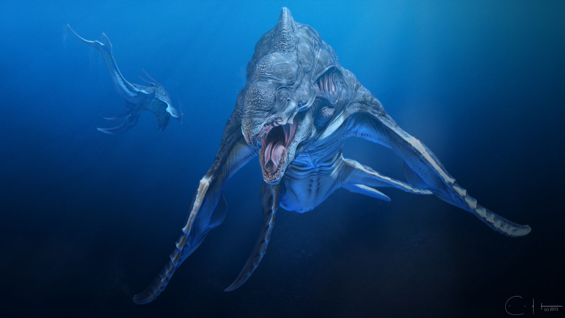 deep sea monsters buscar con google critters