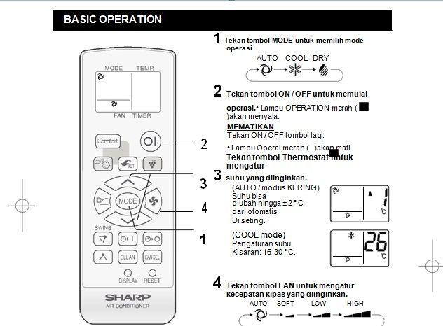 Tips Cara Menggunakan Ac Samsung paling mudah