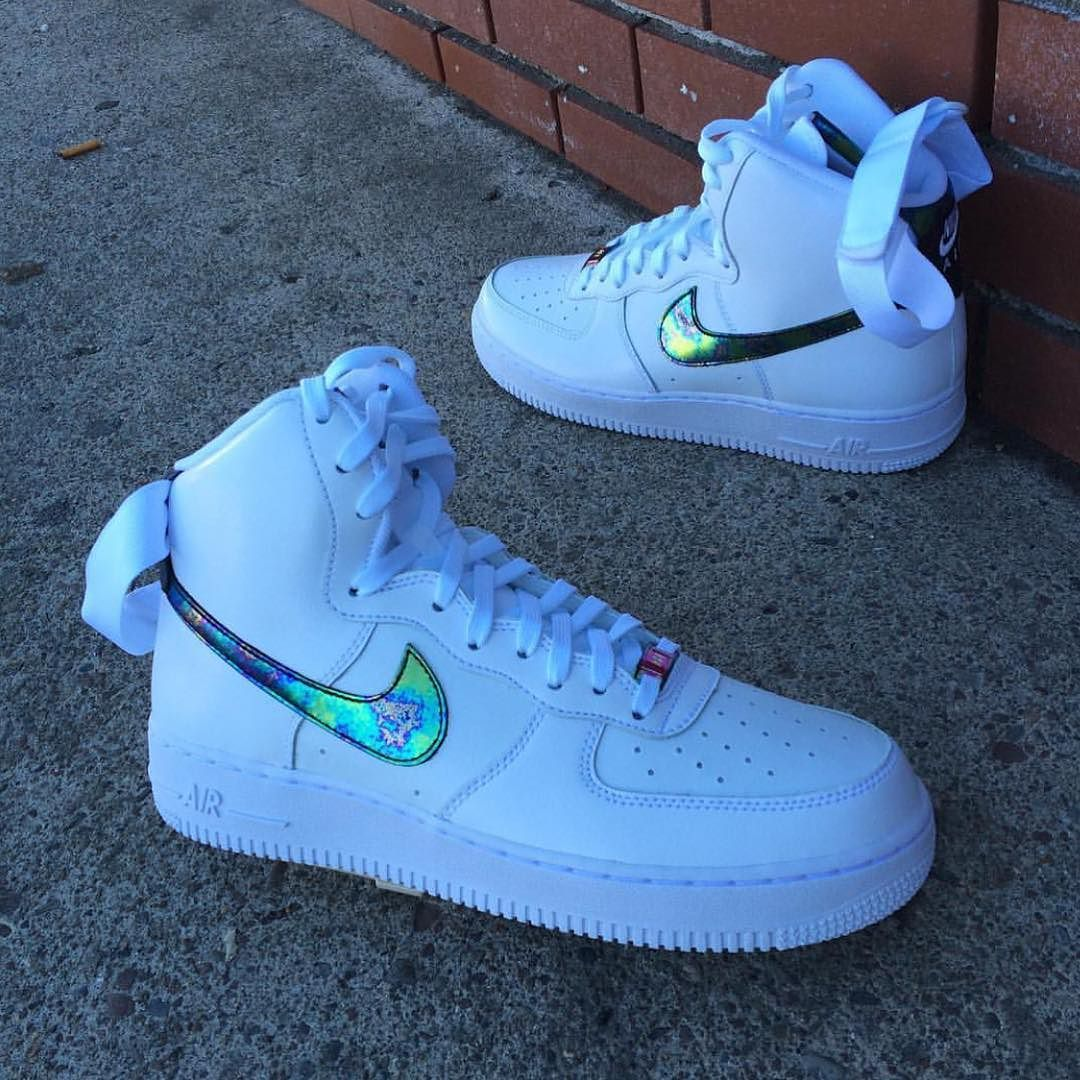 a92697f9a28 Nike AF1 High 07 PRM