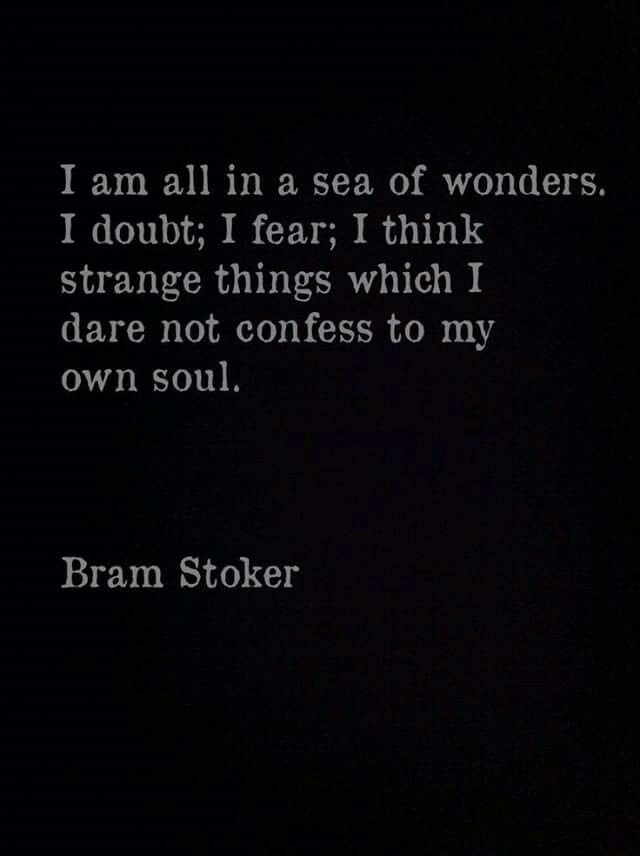 Bram Stoker Dracula Quote Dracula Pinterest Quotes Inspiration Quote Finder
