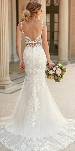 Photo of 27 Chic Bridal Dresses: Styles & Silhouettes   Wedding Forward