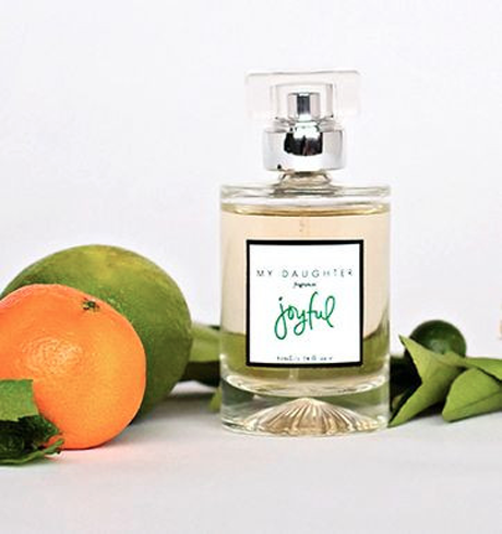 Joyful Banish Winter Skin Fragrance, Perfume bottles