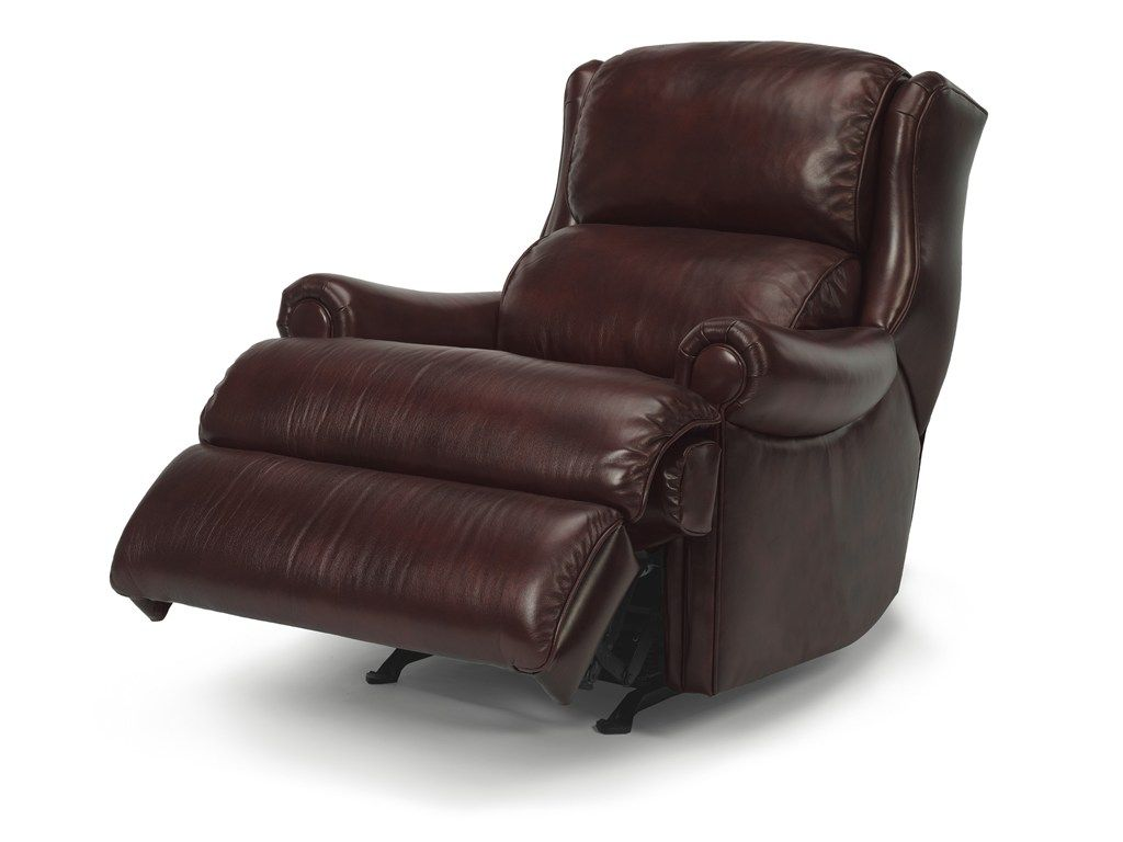 Flexsteel Laudes Ritz Rocking Recliner