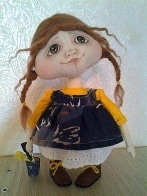 Магазин мастера Кристина Грачёва: коллекционные куклы, мишки тедди, кукольный дом