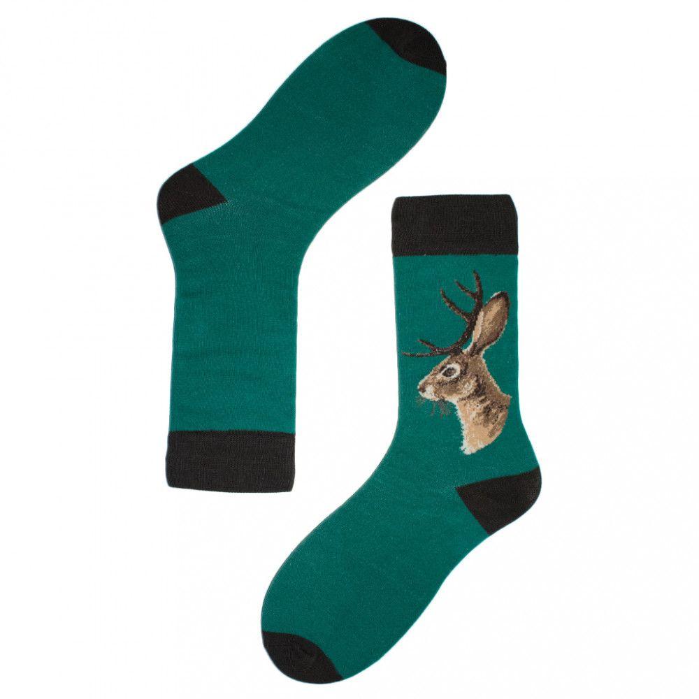 جورب الغزال Deer Sock Socks Fashion