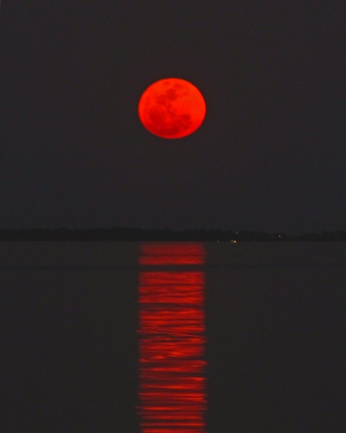 red moon 2019 in chicago - photo #38