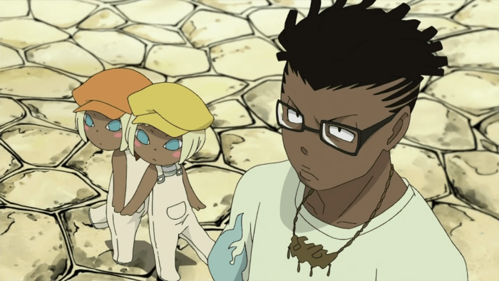 The Most Underrated Anime Characters with More Melanin