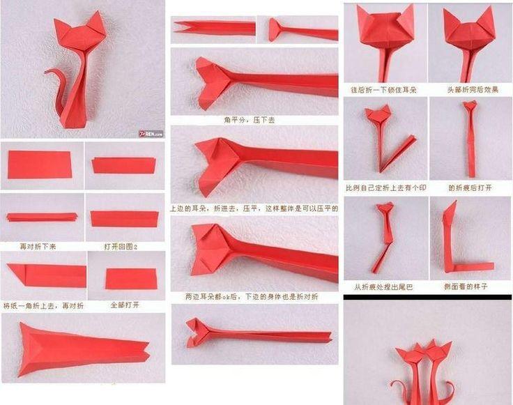 9 manualidades f ciles de papel para principantes en - Manualidades de papel ...