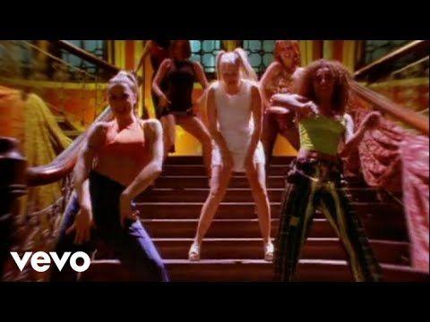 Spice Girls Wannabe Spice Girls Wannabe Spice Girls Music Videos