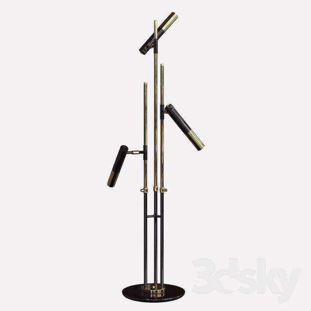 IKEFLOOR LAMP