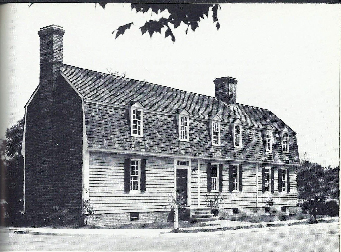 The Travis House Stands On The North Corner Of France Street It Has Been Returned To Its Original L Historic Jamestowne Colonial Williamsburg Historical Place