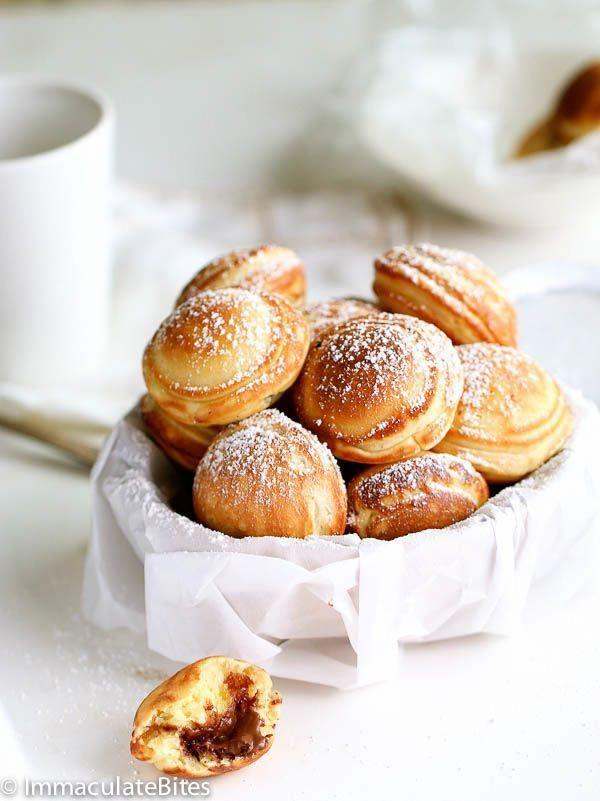 Photo of Aebleskiver Danish Pancakes – Immaculate Bites #aebelskiverrecipe